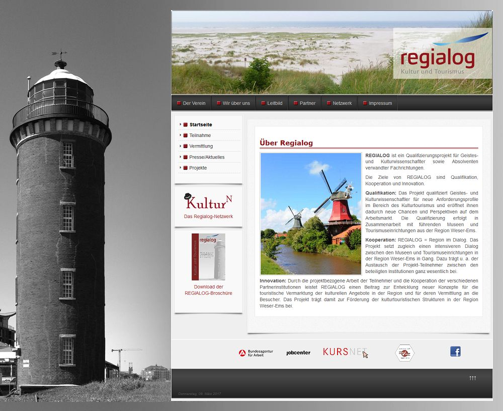 REGIALOG - Website