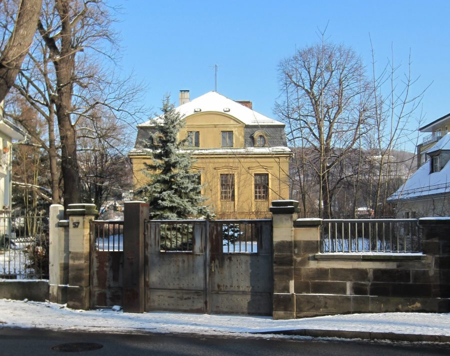 Villa Romana in Dresden-Blasewitz, Tolkewitzer Straße 57