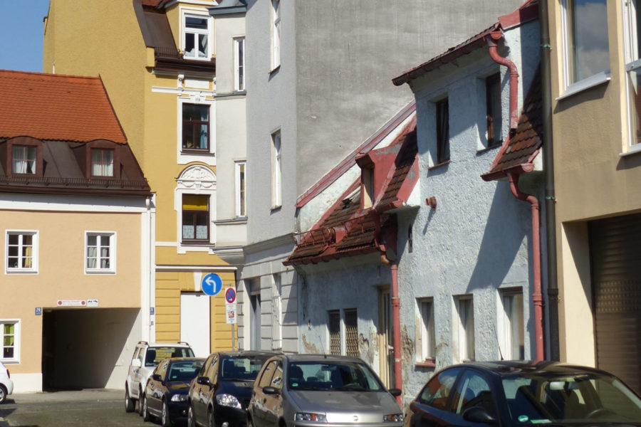 Obere Grasstr. 1 - München-Giesing