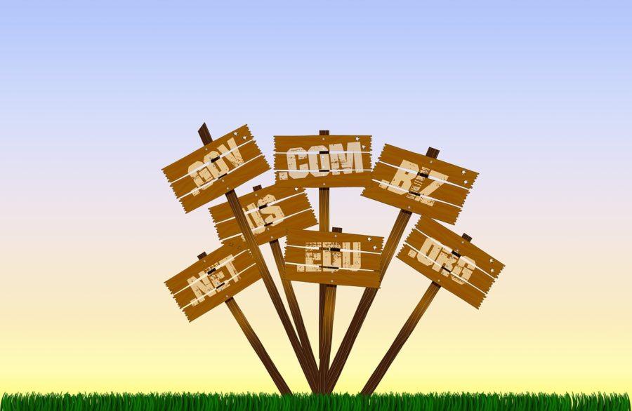 Die Suche nach der richtigen Domain