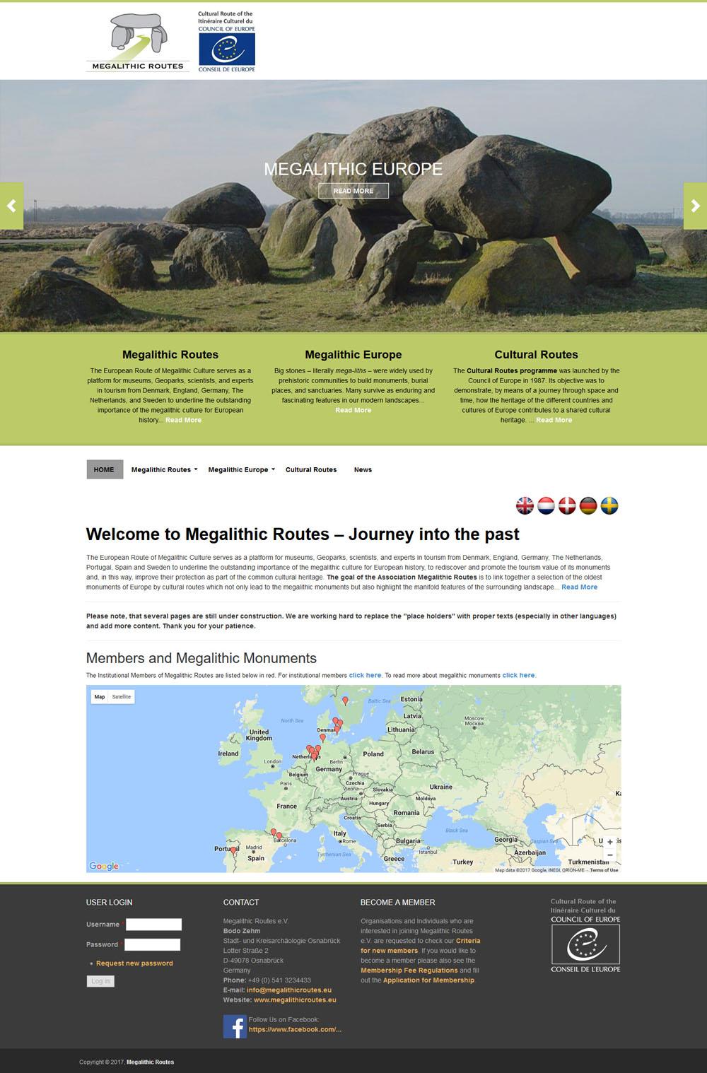 Megalithic Routes e. V.