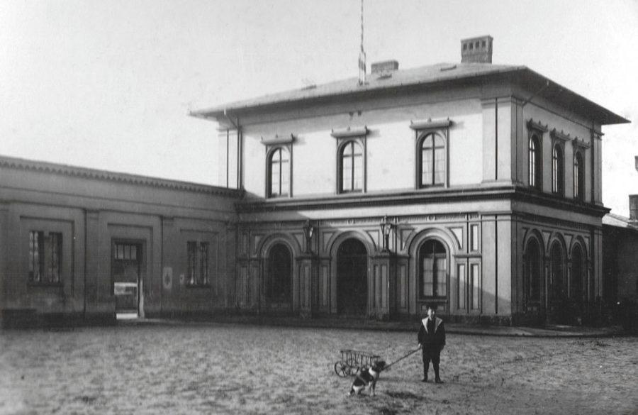 Neustadt in Holstein - Bahnhof