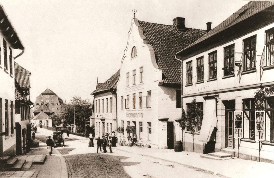 Neustadt in Holstein - Brückstraße