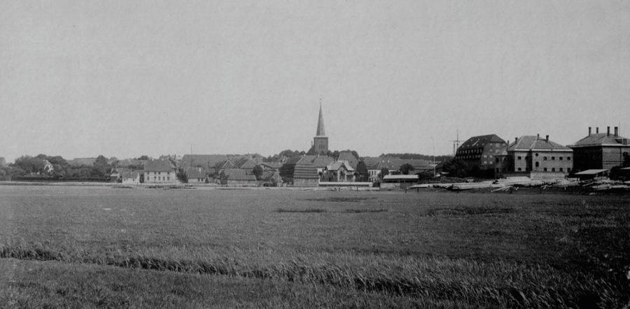 Neustadt in Holstein - Stadtansicht