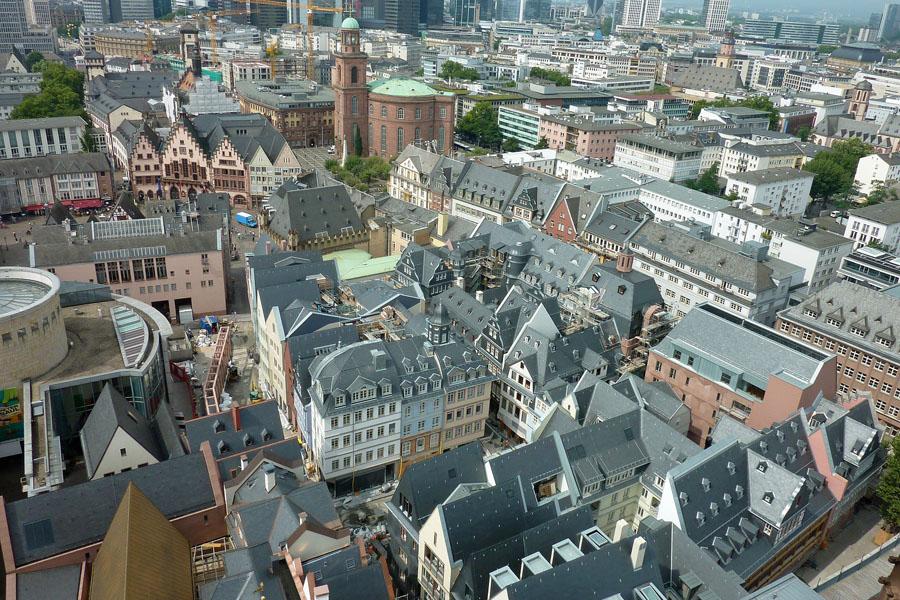 Frankfurt - Altstadt