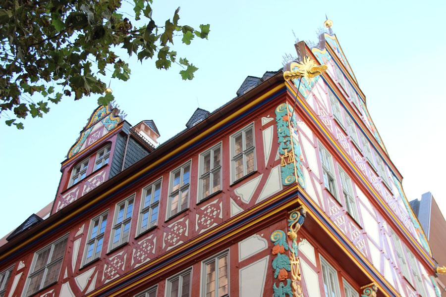 Frankfurt - Goldene Waage
