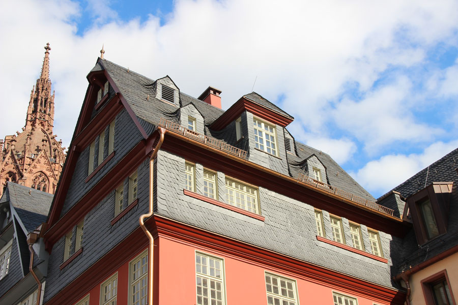 Frankfurt - Rotes Haus