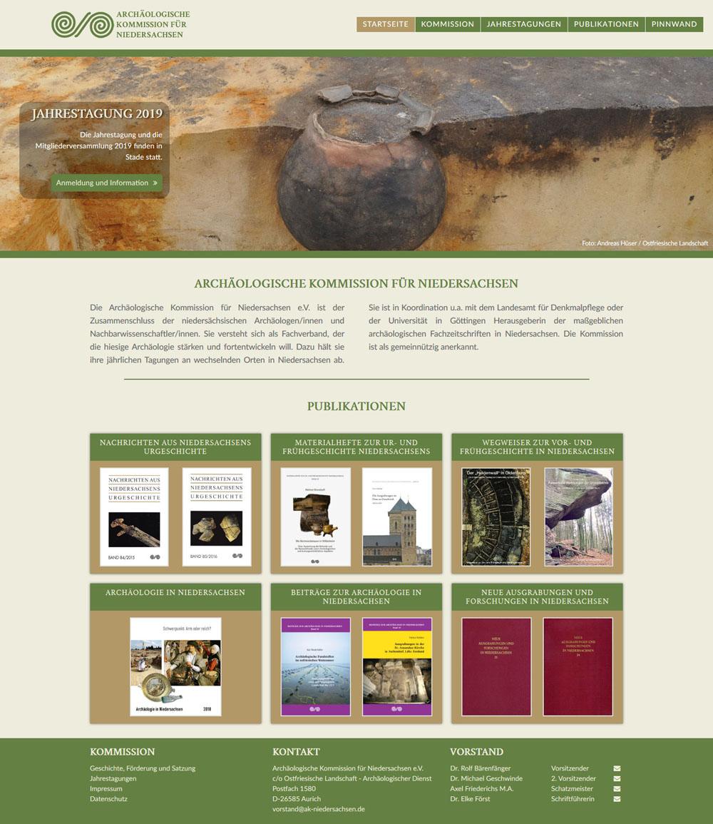 Archäologische Kommission für Niedersachsen