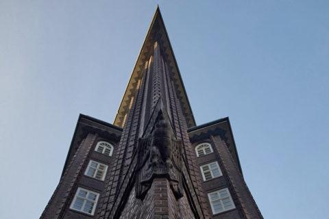 Chilehaus in Hamburg