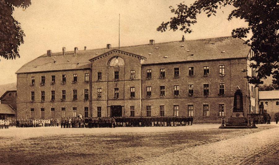 Goslar - Jägerkaserne