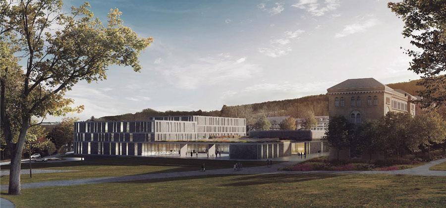 Goslar - Pfalzquartier - Entwurf Nieto Sobejano