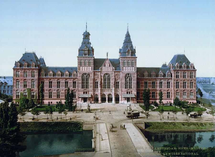 Rijksmuseum Amsterdam 1895