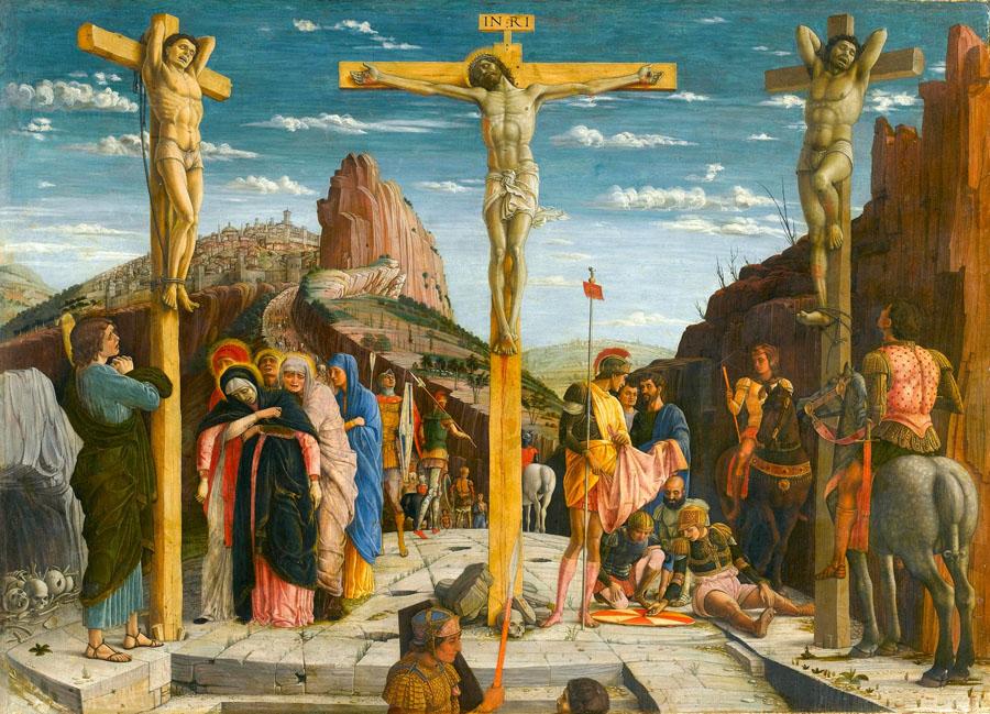 Andrea Mantegna - Hochaltar St. Zeno Verona