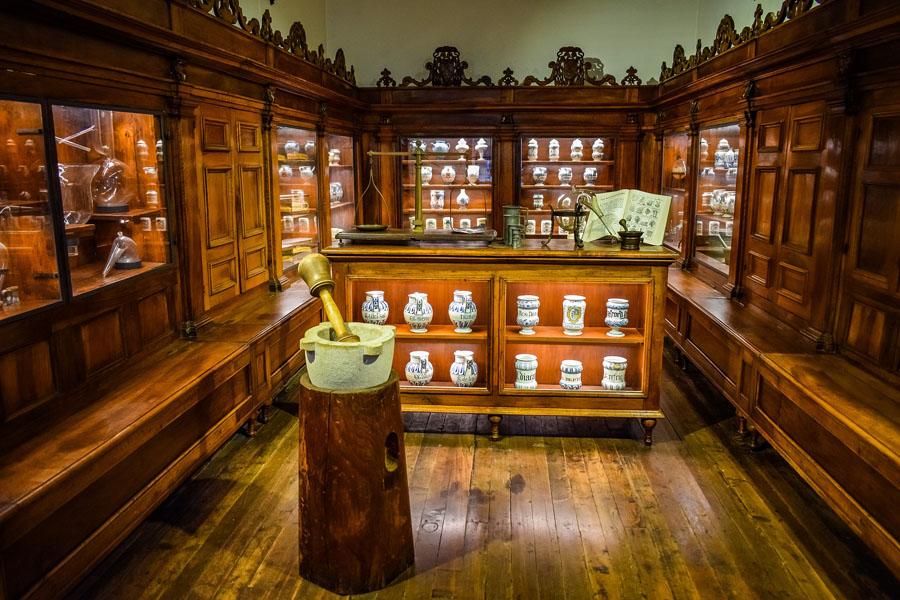 Apotheke in Museum