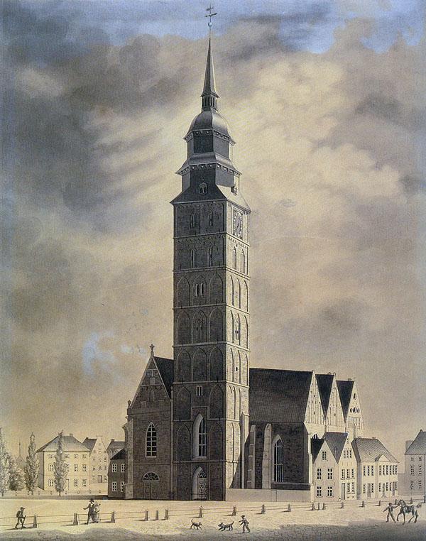 St. Angarii um 1839