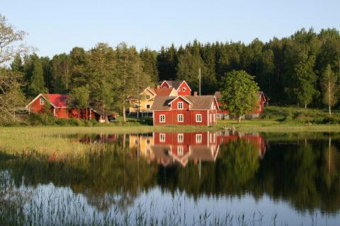 Dorf in Schweden