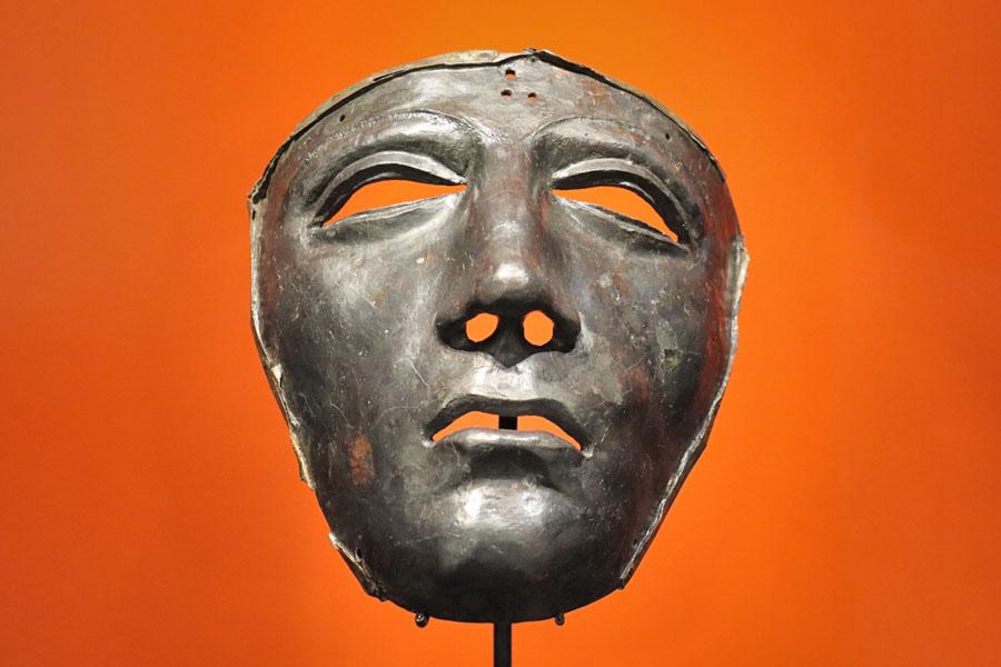 Varusschlacht - Gesichtsmaske