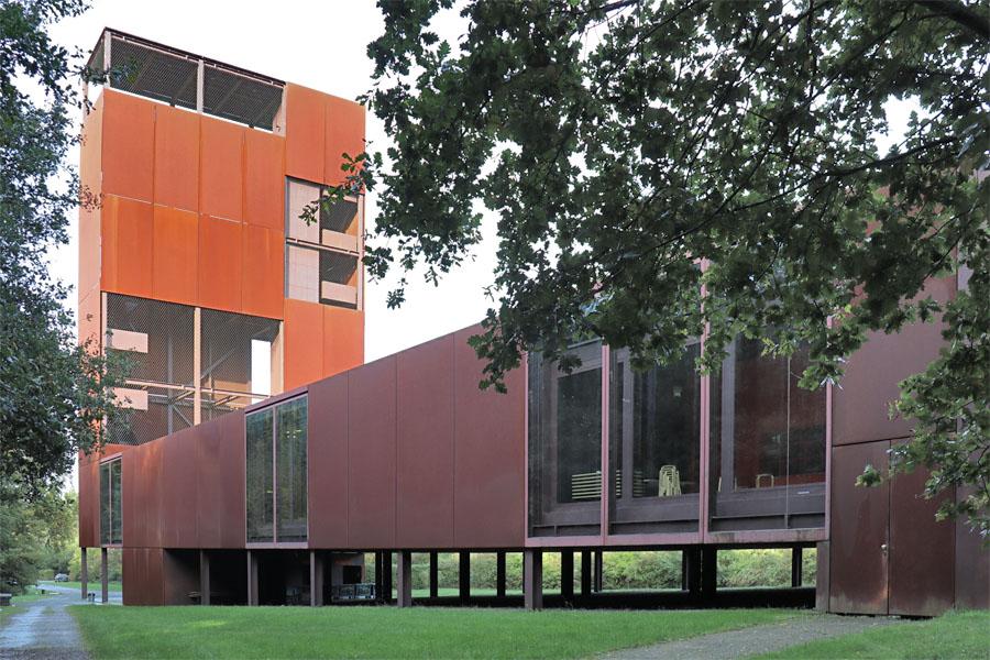 Varusschlacht - Museumsgebäude