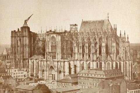 Kölner Dom 1855
