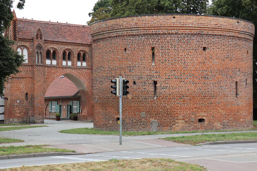 Neubrandenburg - Friedländer Tor