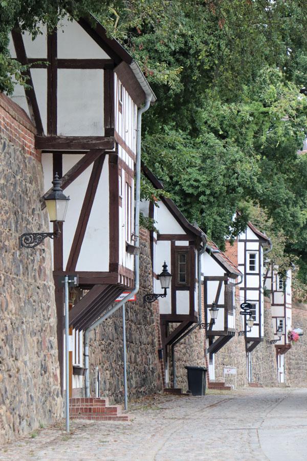 Neubrandenburg - Stadtmauer