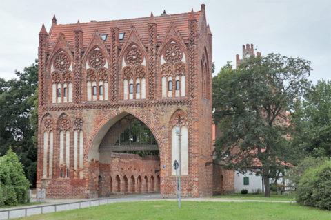 Neubrandenburg - Stargarder Tor