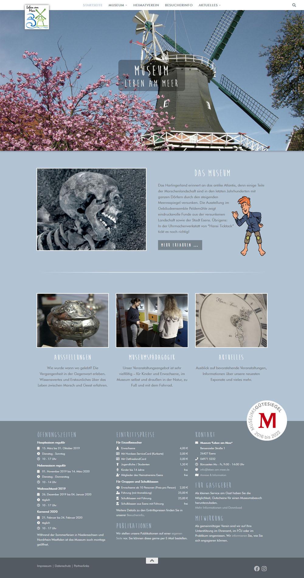 Museum Leben am Meer