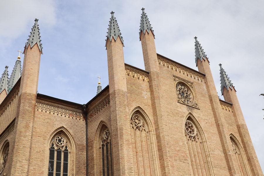 Neustrelitz - Schlosskirche