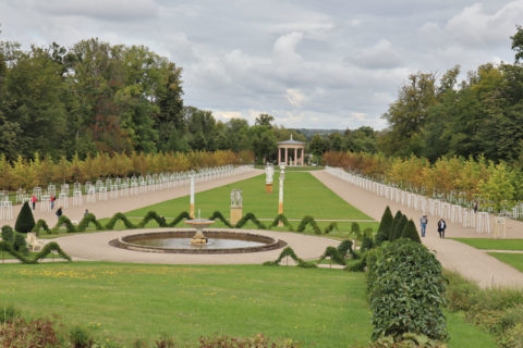 Neustrelitz - Schlosspark
