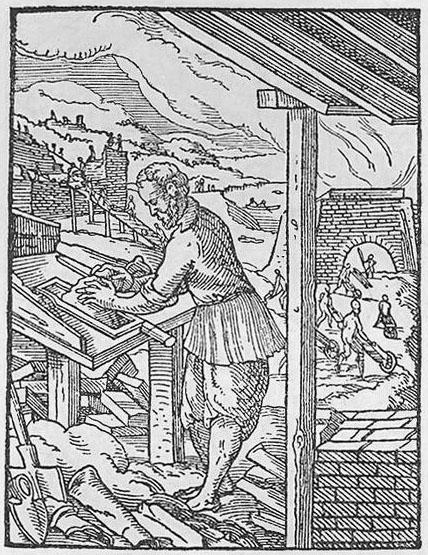 Ziegler - Ständebuch 1568