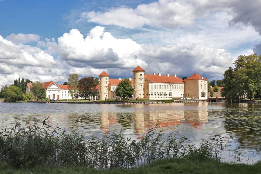 Schloss in Rheinsberg