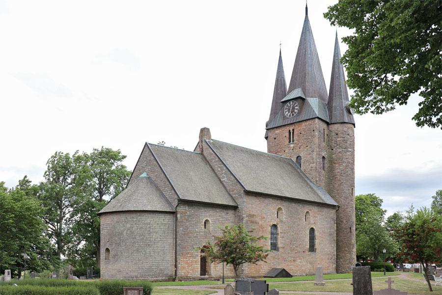 Dorfkirche Husaby