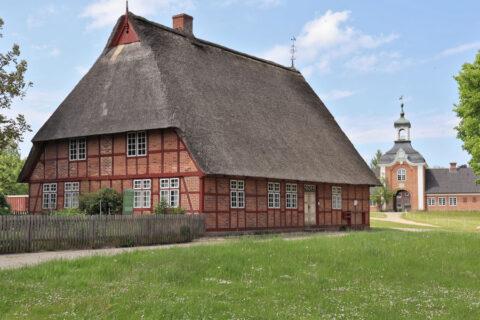 Freilichtmuseum Molfsee - Altenteilerhaus aus Negenharrie