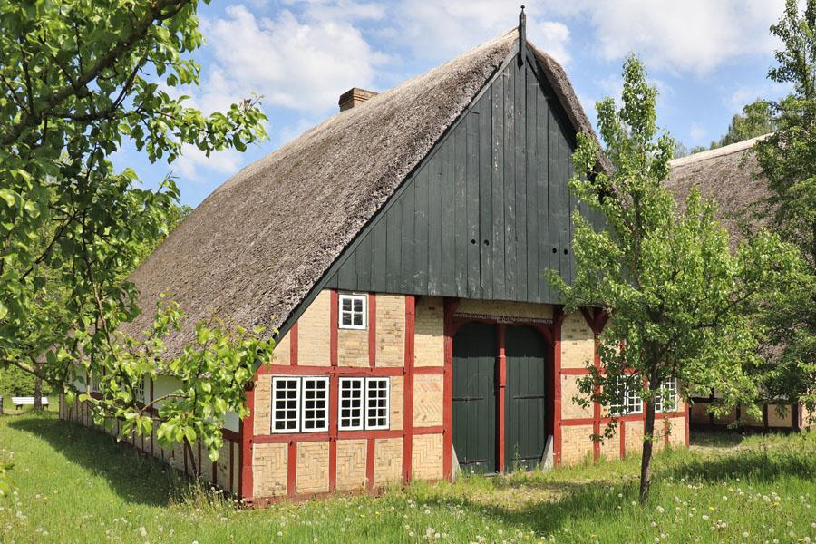 Freilichtmuseum Molfsee - Haus aus Teschendorf
