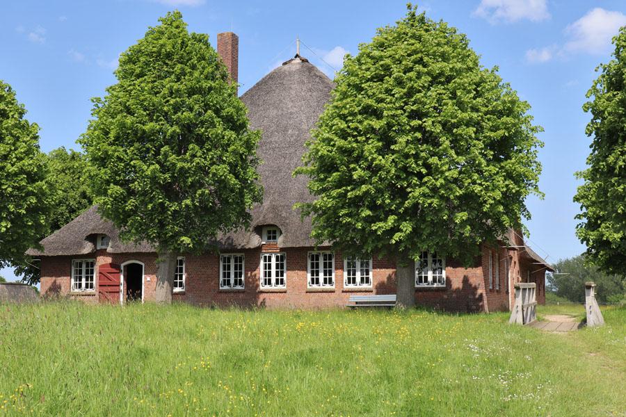 Freilichtmuseum Molfsee - Haus aus Witzwort